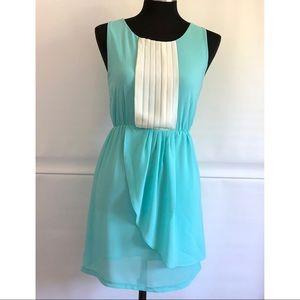 Petite Friendly Chiffon Dress Size:S